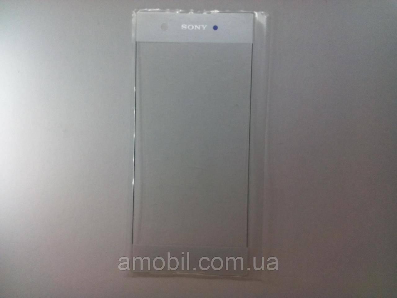 Стекло Sony G3112 Xperia XA1 / G3116 Xperia XA1 / G3121 Xperia XA1 / G3123 Xperia XA1 / G3125 Xperia XA1 white