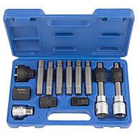 Набор спец ключей для снятия шкивов генераторов ANDRMAX®