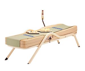роликовая кровать массажер