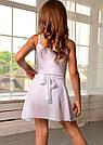 Хитон белый (юбка на завязках) , фото 2