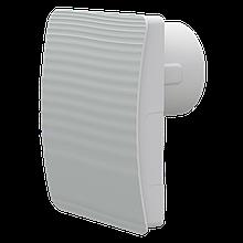 Вентилятор осевой Вентс 100 Стайл, жалюзи, вытяжной, мощность 9Вт, объем 97м3/ч, 220В, гарантия 5лет