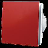 Вентилятор осевой Вентс 100 Солид Л, подшипник, клапан, вытяжной, 7,5Вт, 85м3/ч, 220В, гарантия 5лет, фото 2