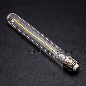 COW лампа LED T30(225 mm.) 4W Clear 2700K (IC)E27