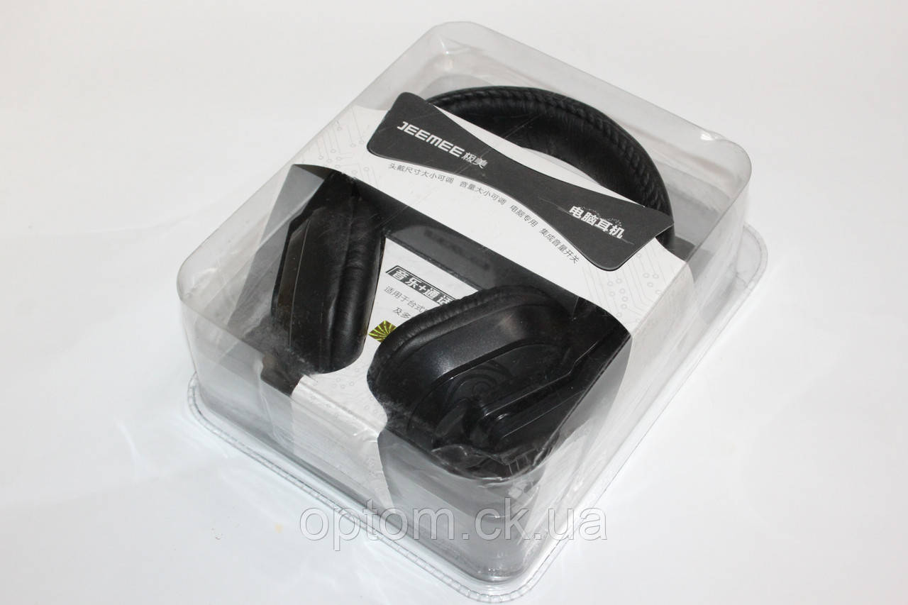 Наушники Jeemee JM-H6326 Black