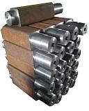 Комплект валов для измельчителя веток EcoASTRA 70070202, фото 4