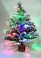 Новогодняя елочка Заснеженная красавица, фото 1