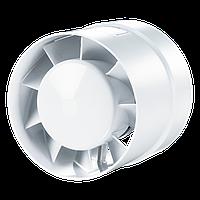 Вентилятор осевой канальный Вентс 125 ВКО, приточно-вытяжной, мощность 14Вт, объем 185м3/ч, 220В, гарантия 5лет