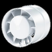Вентилятор осевой канальный Вентс 125 ВКО Л, подшипник, приточно-вытяжной, мощность 14Вт, объем 185м3/ч, 220В, гарантия 5лет