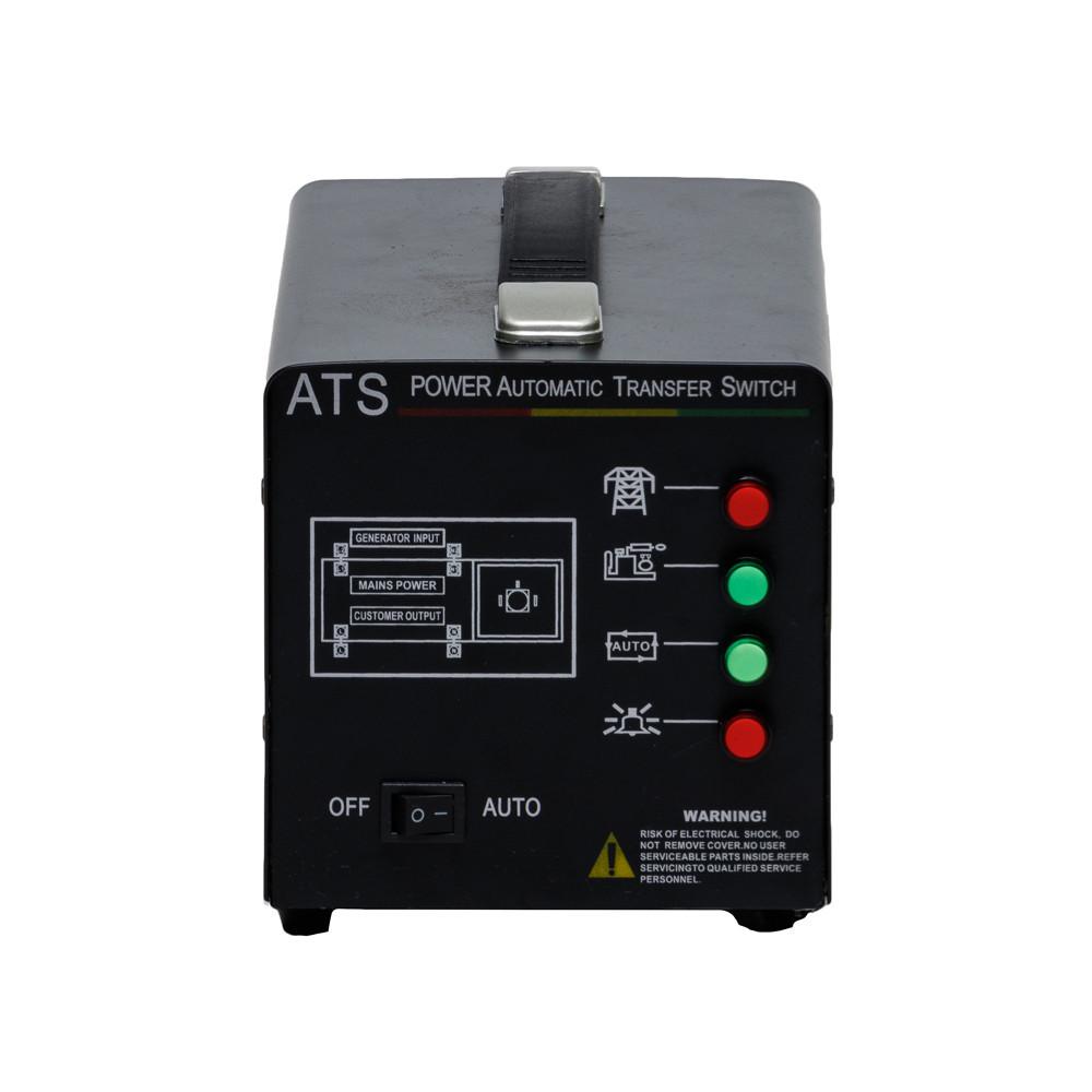 Блок автоматики Malcomson ATS GE 10‐230
