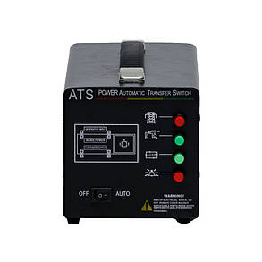 Блок автоматики Malcomson ATS GE 10‐230, фото 2