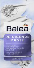 Маска для лица очищающая  Balea  Reinigende Maske, 2 x 8 ml