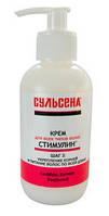 АКЦИЯ Крем Сульсена Стимулин для всех типов волос (200мл) + Жидкий крем для рук (20мл) в подарок!