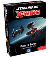 Звездные войны X-Wing Набор для конвертации Галактическая Империя (англ) (Star Wars  X-Wing Galactic Empire Conversion kit (eng)) настольная игра