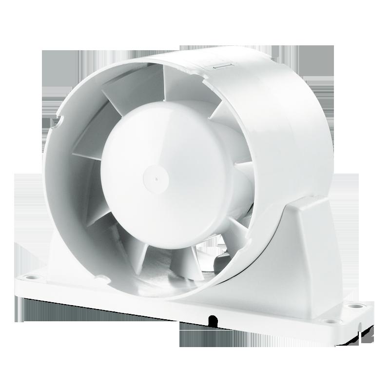 Вентилятор осевой канальный Вентс 150 ВКО1к пресс, приточно-вытяжной, мощность 36Вт, объем 317м3/ч, 220В, гарантия 5лет