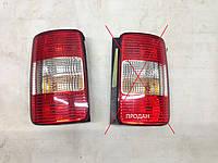 Фонарь задний левый VW Caddy III (2KB) 04-10 г.,2K0945111A