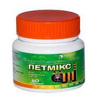 Витамины петмикс для взрослых кошек № 60