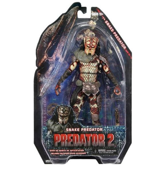 "Фигурка Хищник ""Змей"" 18 СМ - Snake Predator2, Series 5, Neca 7"""