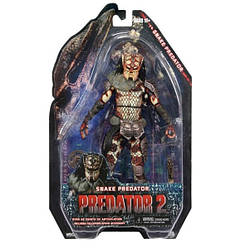 "Фігурка Хижак ""Змій"" 18 СМ - Snake Predator2, Series 5, Neca 7"""