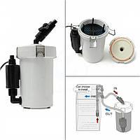 Внешний фильтр SUNSUN (СанСан) HW-602B для аквариумов 30-60 л