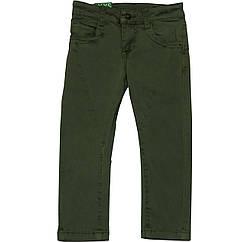 Джинсы United Colors of Benetton 100 см Хаки 4DW1571O0, КОД: 263080