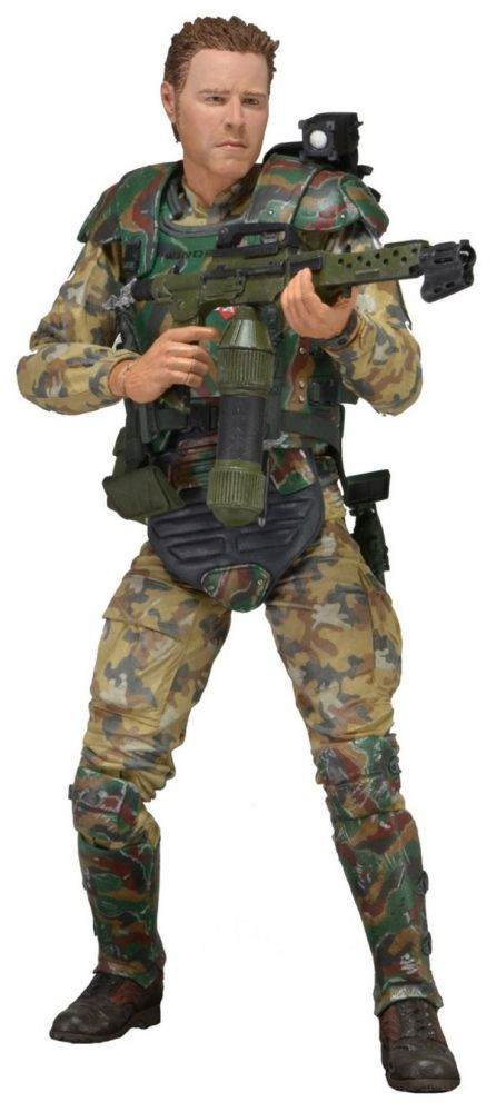 Фігурка сержанта Крейга Виндрикса за мотивами до\ф Чужі - Craig WIindrix, Neca, Series2