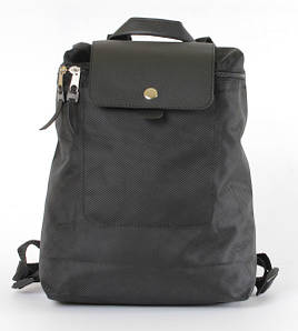 Backpack Red Point Fold S Small Black