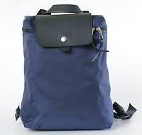 Backpack Red Point Fold S Small Blue
