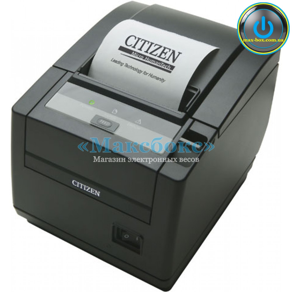 Принтер для печати чеков Citizen CT-S 601 Ethernet