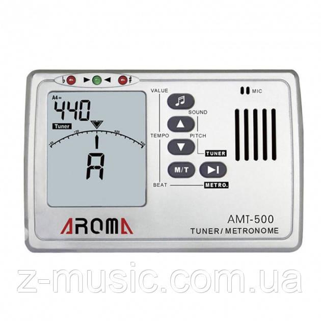 Тюнер-метроном Aroma AMT500