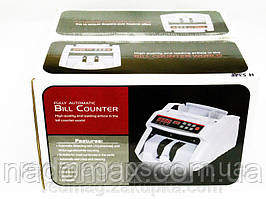 BILL COUNTER H-5388 LED Машинка для счета денег