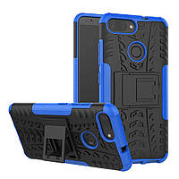 Чехол Armor Case для Asus Zenfone Max Plus (M1) ZB570TL Синий