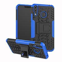 Чехол Armor Case для Asus Zenfone 5 / 5Z (ZE620KL / ZS620KL) Синий
