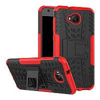 Чехол Armor Case для Asus Zenfone 4 Selfie (ZD553KL) Красный