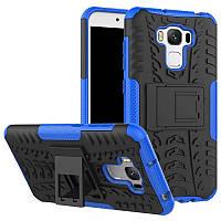Чехол Armor Case для Asus Zenfone 3 Max ZC553KL Синий