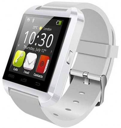 Часы Smart Watch U8 White Гарантия 1 месяц, фото 2