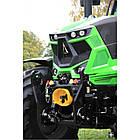 Передние гидравлические навески и передний ВОМ тракторов SAUTER (Германия), фото 6