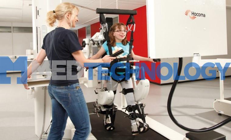 Реабилитационный комплекс для детей Lokomat®Pro Pediatric