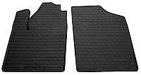 Резиновые передние коврики для Citroen Berlingo I 1999-2007 (STINGRAY)