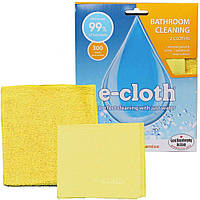 Салфетка микрофибра для ванной E-Cloth Bathroom Pack 201149 2954, КОД: 165073