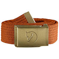 Ремень Fjallraven Canvas Brass Belt 3 cm