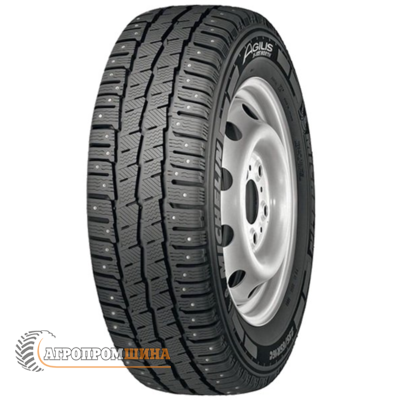 Michelin Agilis X-Ice North 225/65 R16C 112/110R (шип), фото 2