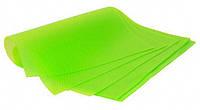 ✅ Антибактериальные коврики для холодильника (4 шт.) - зеленые