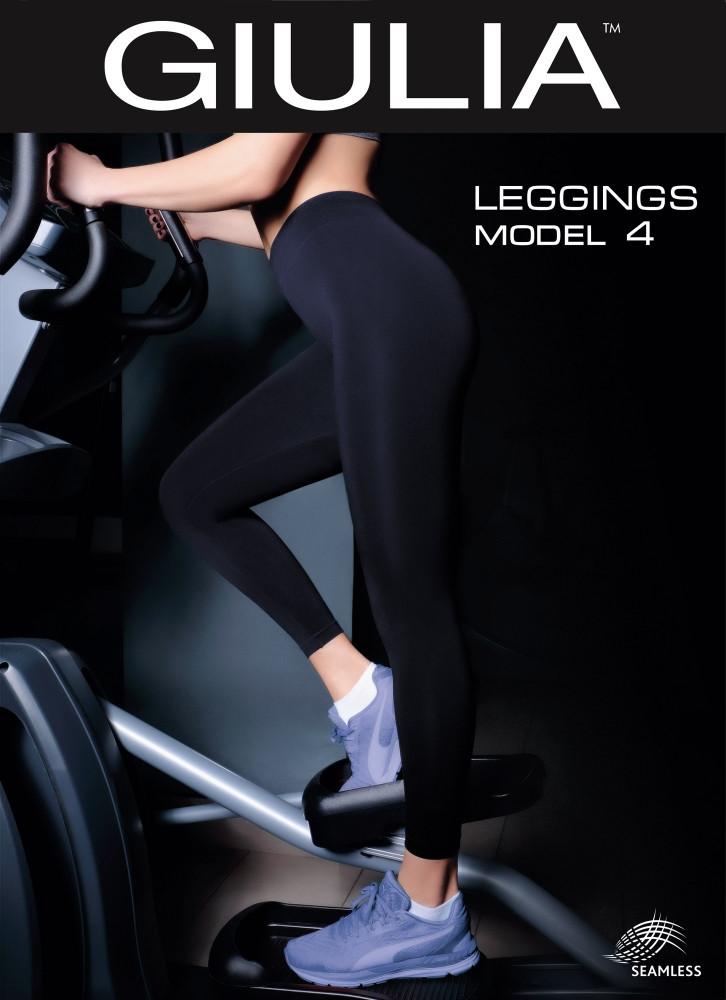 d8e1a2852ac88 Бесшовшые спортивные леггинсы Giulia Leggings model 4 - Giulia-opt -  колготки и чулки оптом