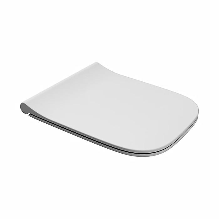 Нужно дешевле? Звоните. Kolo MODO сиденье для унитаза Slim, из материала Duroplast, антибактериальное, Soft