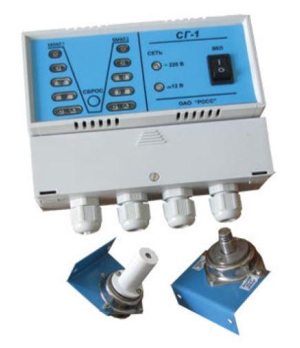 Сигнализатор газа коммунальный Росс СГ-1-2