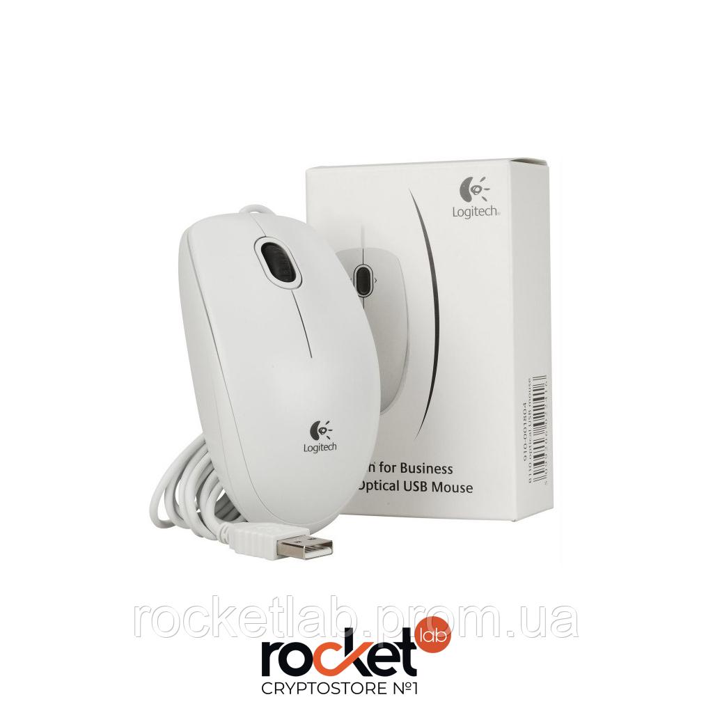 Мышка Logitech B100 (910-003360)
