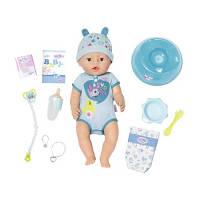 Кукла Zapf Baby Born Очаровательный малыш с аксессуарами 43 см