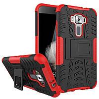 Чехол Armor Case для Asus Zenfone 3 (ZE520KL) Красный