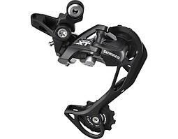 Задний переключатель скоростей Shimano XT RD-M781 SGS Shadow (10 скоростей, черный)