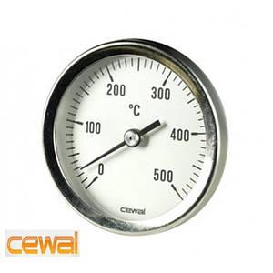 Пірометр аксіальний Cewal PSZ 63 GC (63 мм, 0/500 °С, L-100 мм)